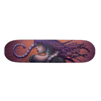 Monopatín de la medusa monopatin personalizado