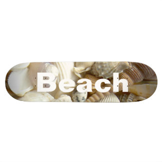 Monopatín de la playa de los Seashells