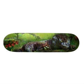 Monopatín de la WildRide-Pantera Skateboards