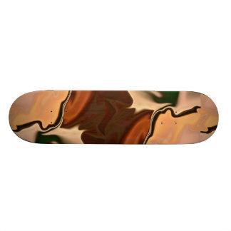 Monopatín de las dunas tablas de patinar