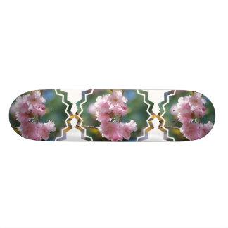 Monopatín de las flores de cerezo