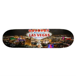 Monopatín de Las Vegas Skate Boards