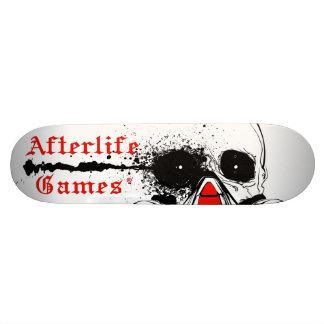 """Monopatín de los juegos de la vida futura patineta 7 1/8"""""""