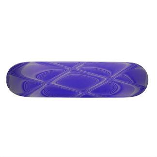 Monopatín de los pétalos del añil skate boards