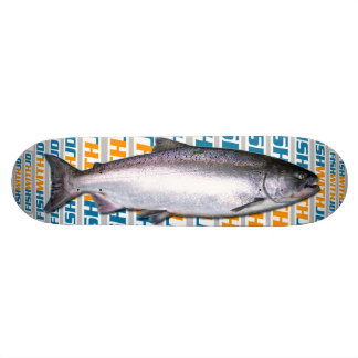 Monopatín de rey salmón