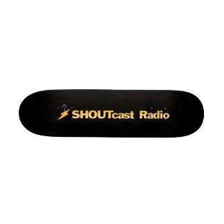Monopatín de SHOUTcast