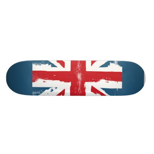 Monopatín de Union Jack Skate Board