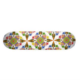 monopatín decorativo skate board