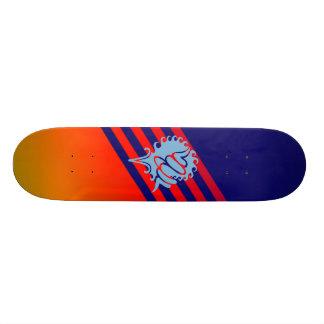 Monopatín del aries skateboards