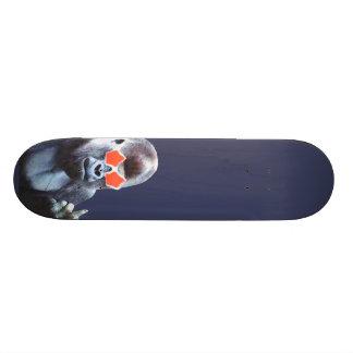 Monopatín del arte de la calle del middlefinger de patineta personalizada