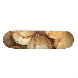 Monopatín del béisbol monopatines personalizados