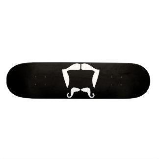 Monopatín del bigote patines personalizados