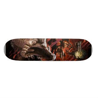 """Monopatín del cazador del monstruo patineta 7 7/8"""""""