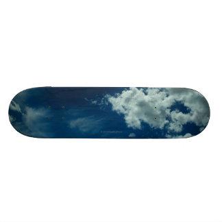 """Monopatín del """"cielo azul"""" patines"""