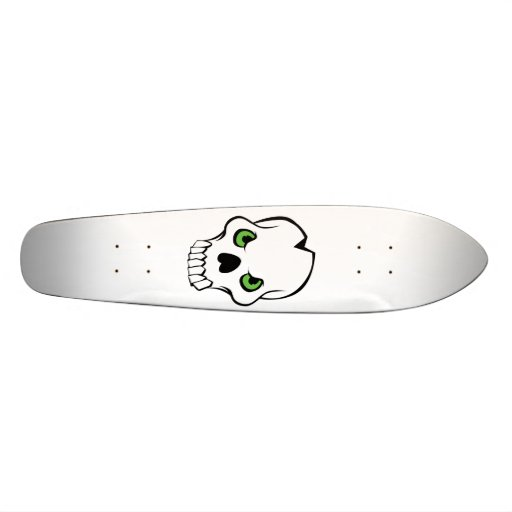 Monopatín del cráneo skateboards