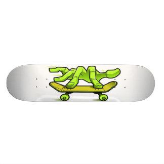Monopatín del dedo skateboards