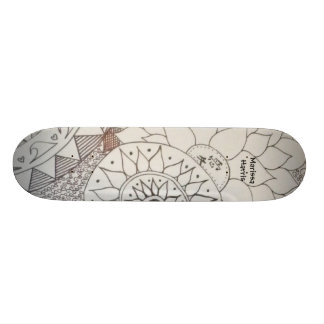 Monopatín del diseño patin personalizado