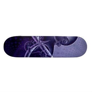Monopatín del fractal patinetas personalizadas