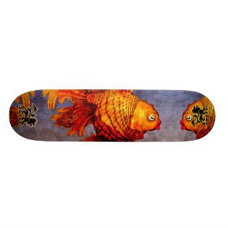 Monopatín del Goldfish de Ryukin