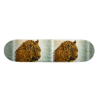Monopatín del guepardo skate board