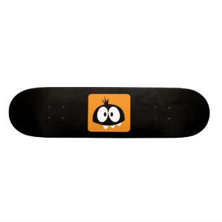 Monopatín del icono del punto - mentor de la anima skateboards