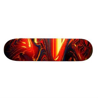 Monopatín del infierno patines personalizados