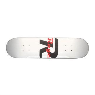 Monopatín del magneto de la rabia patin personalizado