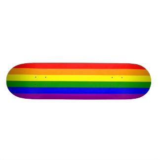 Monopatín del orgullo skate boards