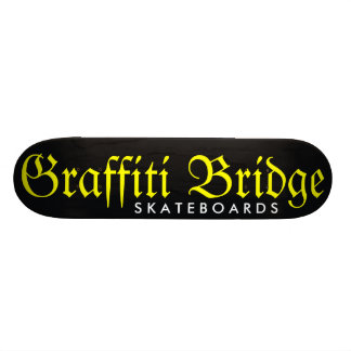 """Monopatín del puente de la pintada patineta 8 1/8"""""""