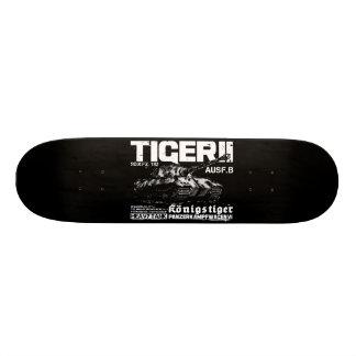 Monopatín del tigre II Tabla De Patinar