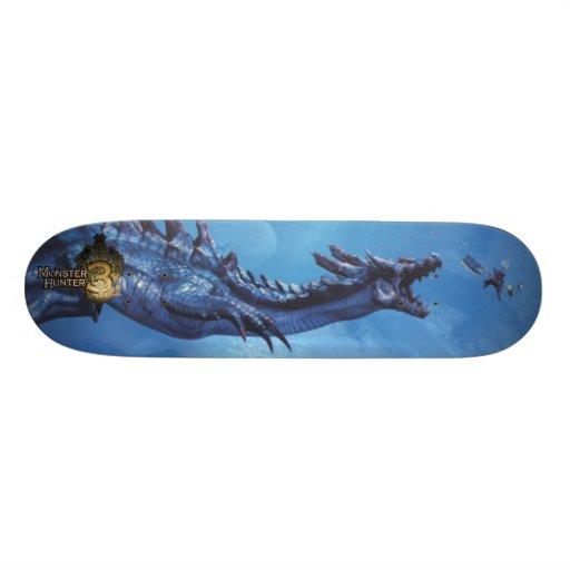 Monopatín exclusivo patineta personalizada