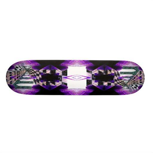 Monopatín extremo CricketDiane de los mundos del Skateboards