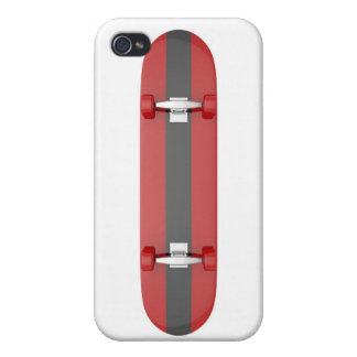 Monopatín iPhone 4 Carcasa