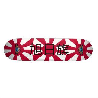 Monopatín japonés imperial skate board