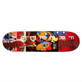 Monopatín libre skateboards
