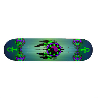 Monopatín mágico espiritual - modificado para requ patines