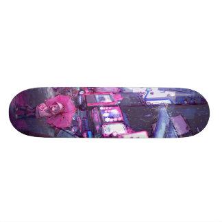 Monopatín neo de Nueva York Tablas De Skate