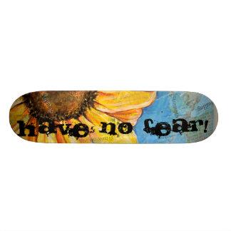 Monopatín: ¡No tenga ningún miedo! Monopatines Personalizados