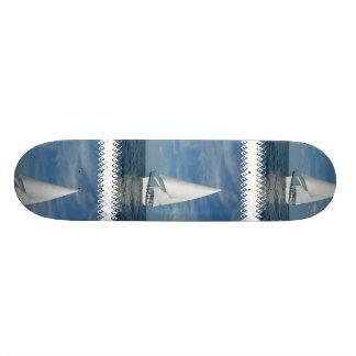 Monopatín perfecto de la vela skateboards