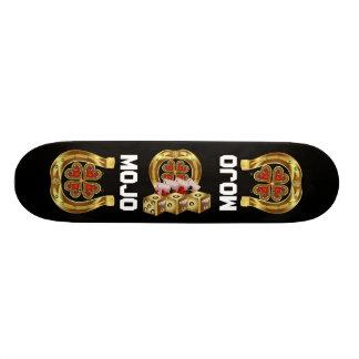 Monopatín rápido de la suerte de Mojo Tabla De Skate