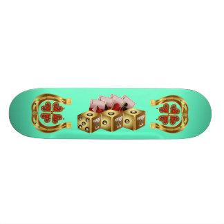 Monopatín rápido Ver-2 de la suerte de Mojo Tablas De Skate