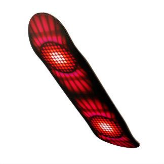 """Monopatín rojo gráfico de Hoverboard"""" de la Tablas De Patinar"""