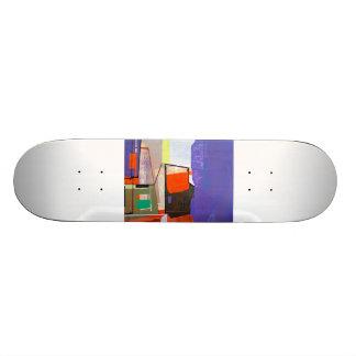 "Monopatín sin título 2 de Jim Harris 7 7/8"" Skate Boards"