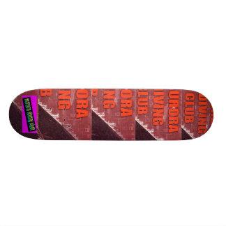 monopatín sin título del ADC Skate Boards