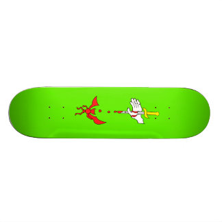 monopatín skateboards