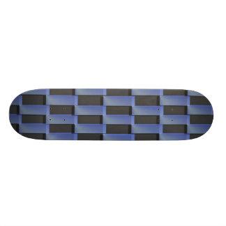 Monopatín solar del patinador