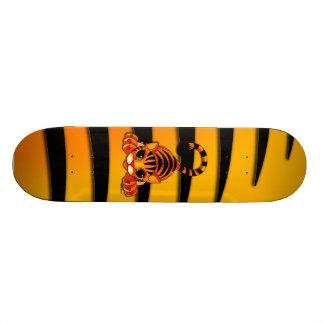 Monopatín - Tiggy el tigre