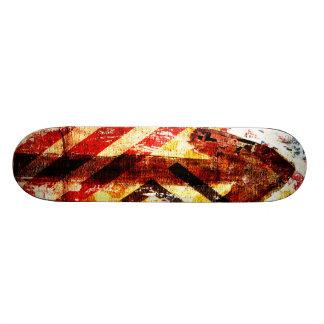 monopatín urbano de la pintada skateboards