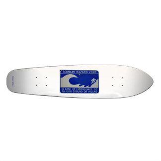 monopatín - zona del tsunami skate board