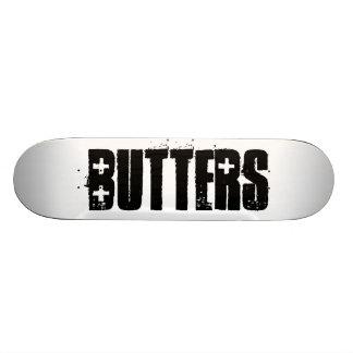 monopatines de las mantequillas skate boards
